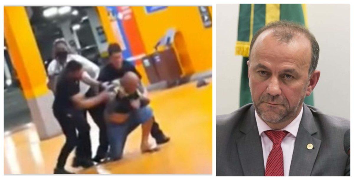 Presidente da Comissão de Direitos Humanos denuncia: Imagens mostram total desproporção nas agressões, inclusive tortura; íntegra