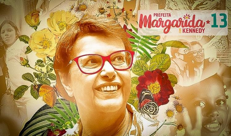 """Margarida Salomão é a favorita para vencer  no 2º turno em Juiz de Fora: """"O vento está mudando"""""""
