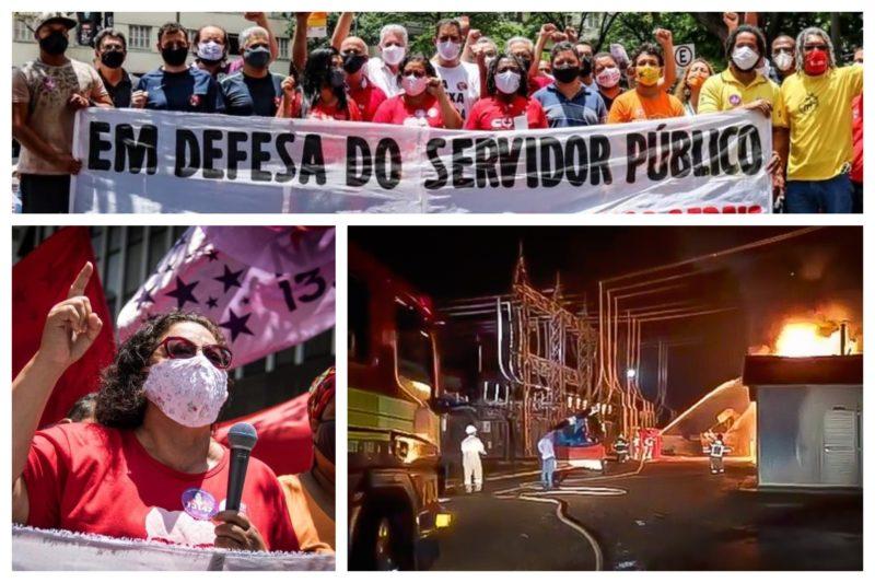 Neila Batista: BH corre risco de ser o Amapá amanhã; não à privatização de Cemig, Copasa e Correios