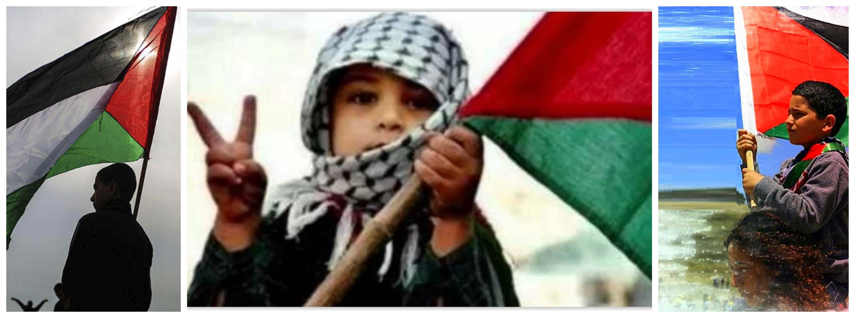 Entidades se solidarizam com o povo palestino e sua luta à existência e ao território