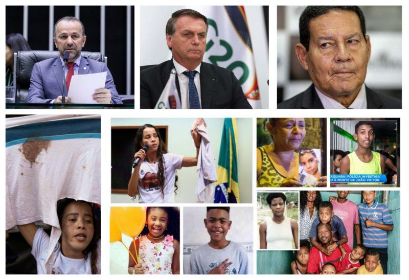 Presidente da Comissão de Direitos Humanos: Governo Bolsonaro paralisa programas de combate ao racismo, jogando no lixo décadas de esforços
