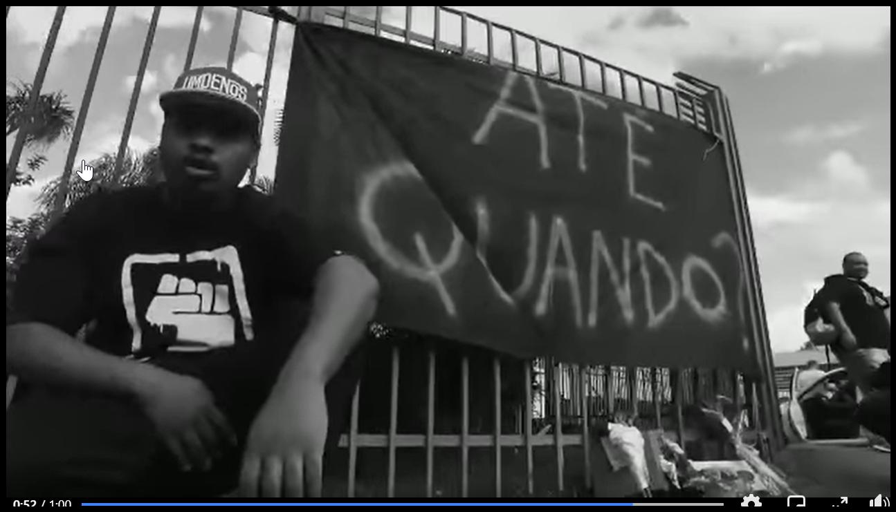 """Rapper gaúcho pede justiça por João Alberto: """"Iremos cobrar!""""; vídeo"""