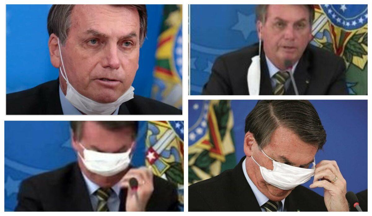 Dr. Rosinha: Manual brasileiro de como usar errado as máscaras e desmascarar as autoridades