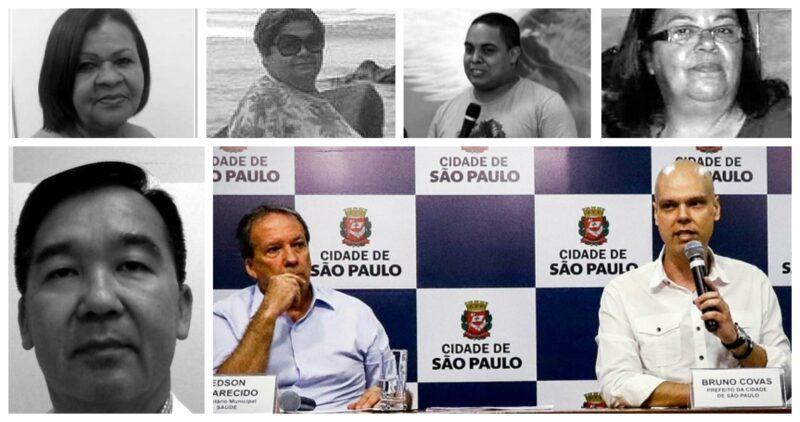 Cresce número de profissionais de saúde mortos por covid na cidade São Paulo; faltam máscaras, testes, condições de trabalho