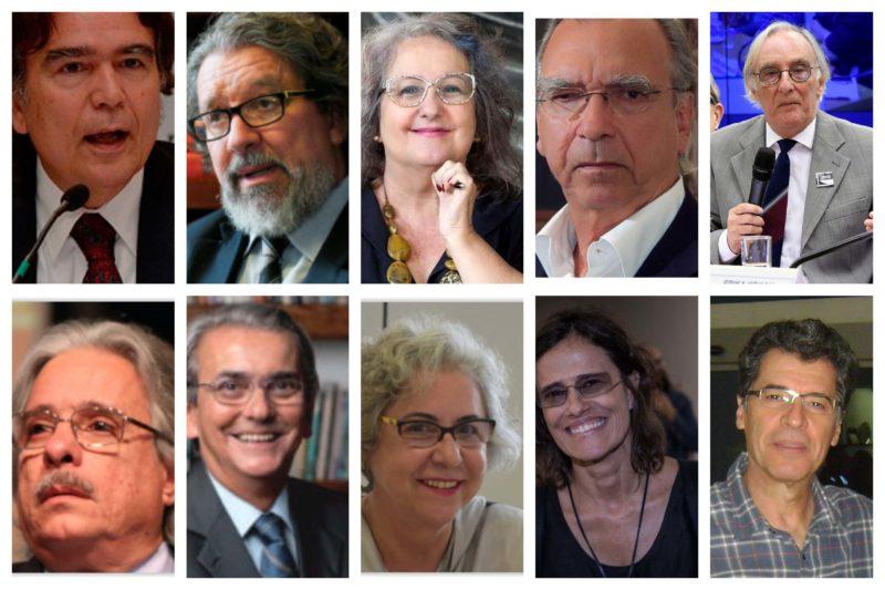 Notáveis da saúde, engenharia, advocacia, educação e artes reforçam convite: Às 14h, ao vivo, lançamento da campanha pelo SUS