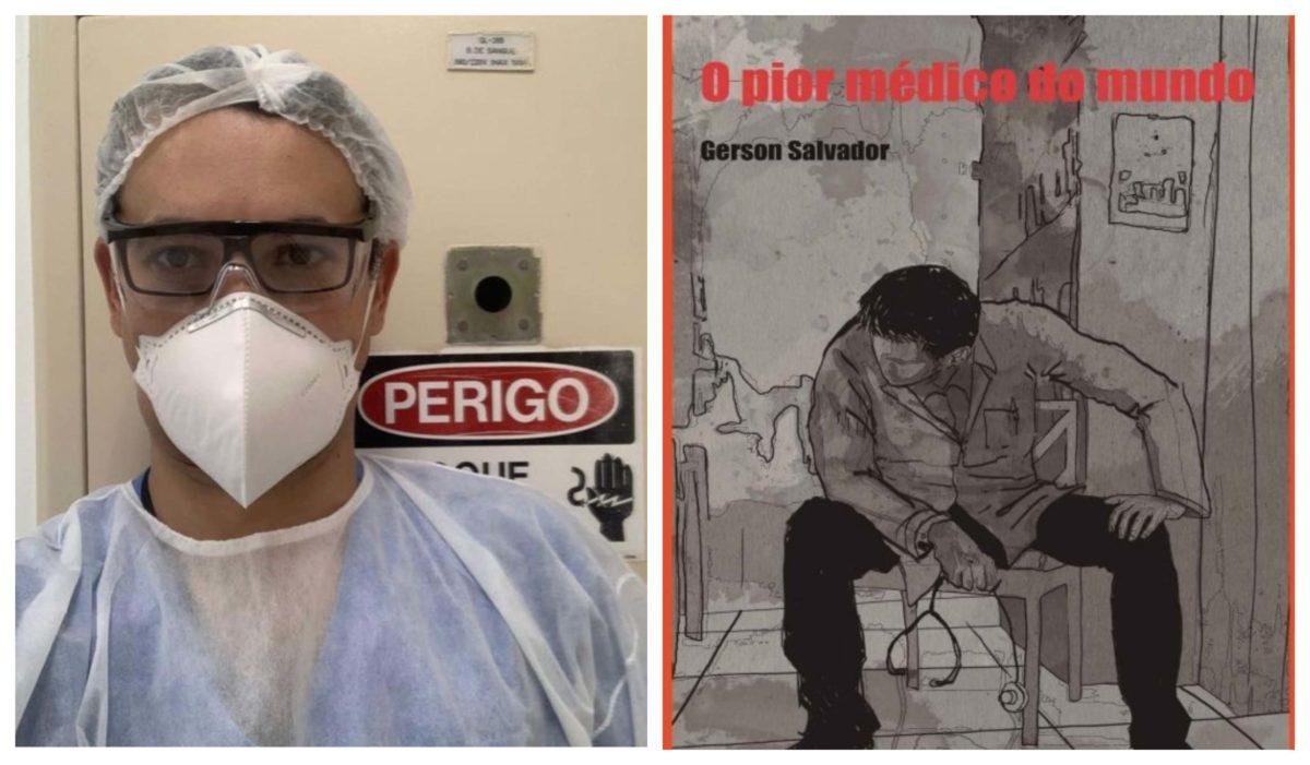 A contribuição de Gerson Salvador para você ficar em casa: Baixe de graça o livro dele