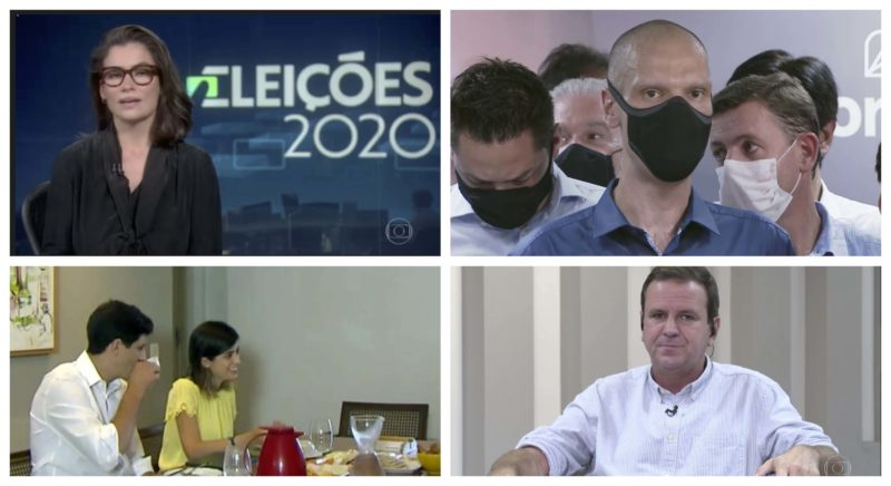 Eliara Santana: No JN, centro limpinho e cheiroso, esquerda demonizada e as construções para 2022