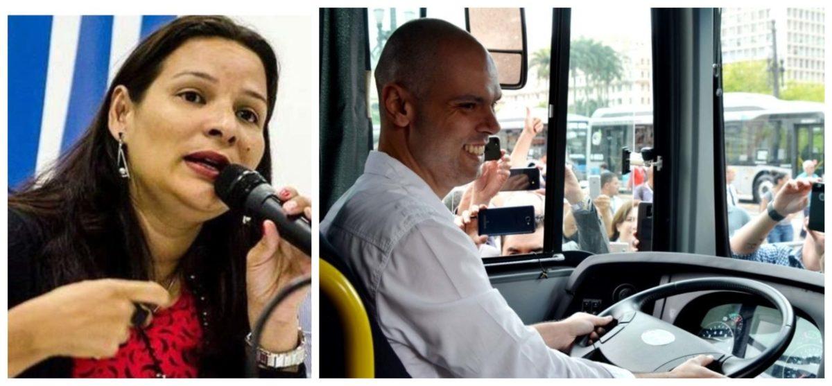 Juliana Cardoso: Em plena pandemia, Covas destinou R$ 2,88 bi às empresas de ônibus e apenas R$ 1,1 bi à Saúde