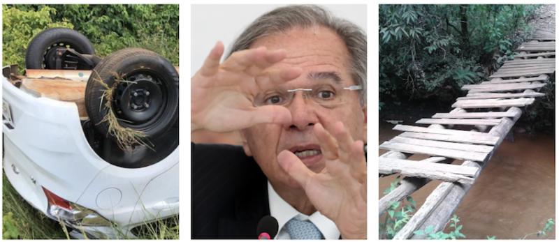 """Depois de um século, Ford capota no """"crescimento em V"""" de Paulo Guedes e fecha todas as fábricas no Brasil"""