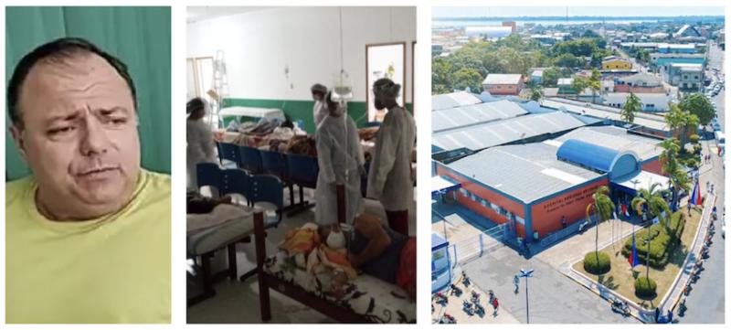 Com sete novos casos em Coari, já são 41 os pacientes mortos por falta de oxigênio na Amazônia
