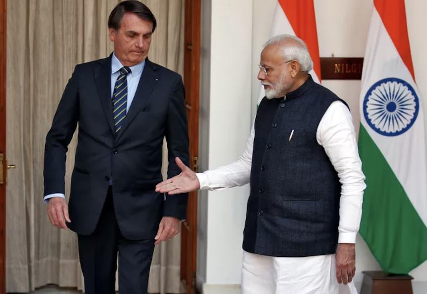 Jamil Chade: Por se aliar a Trump e defender farmacêuticas, Bolsonaro tomou troco da Índia nas vacinas