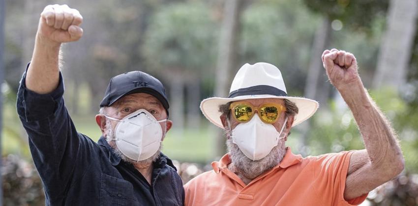 Lula teve broncopneumonia associada à covid em Cuba, mas retornou ao Brasil curado