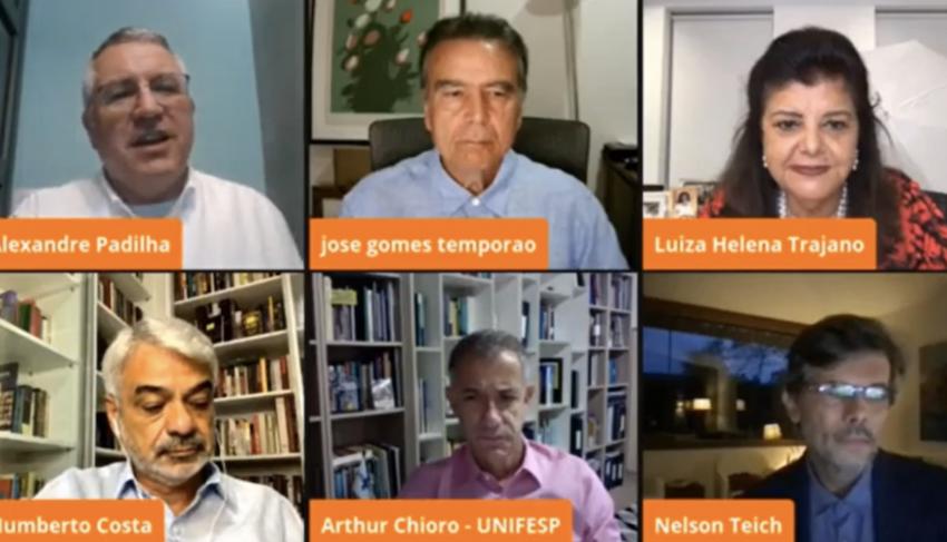 """Temporão, Padilha, Chioro e Humberto Costa defendem impeachment: """"Mais um ano de Bolsonaro e a pandemia não vai ter fim"""""""