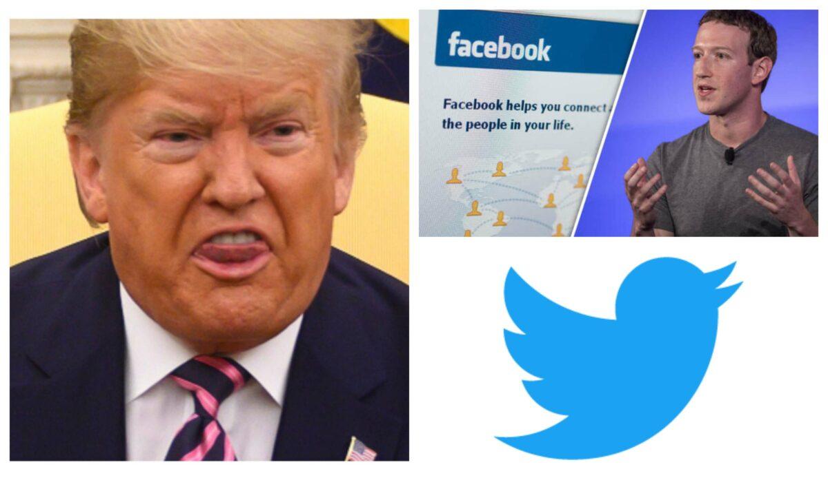 Vivaldo Barbosa: Twitter e Facebook não têm o direito de punir Trump como se fossem Estado