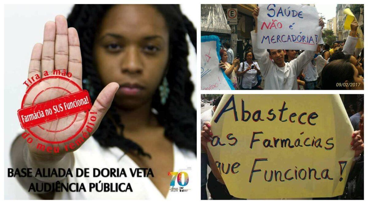 Juliana Cardoso: 25 de janeiro, símbolo da luta contra a privatização do acesso aos remédios no SUS