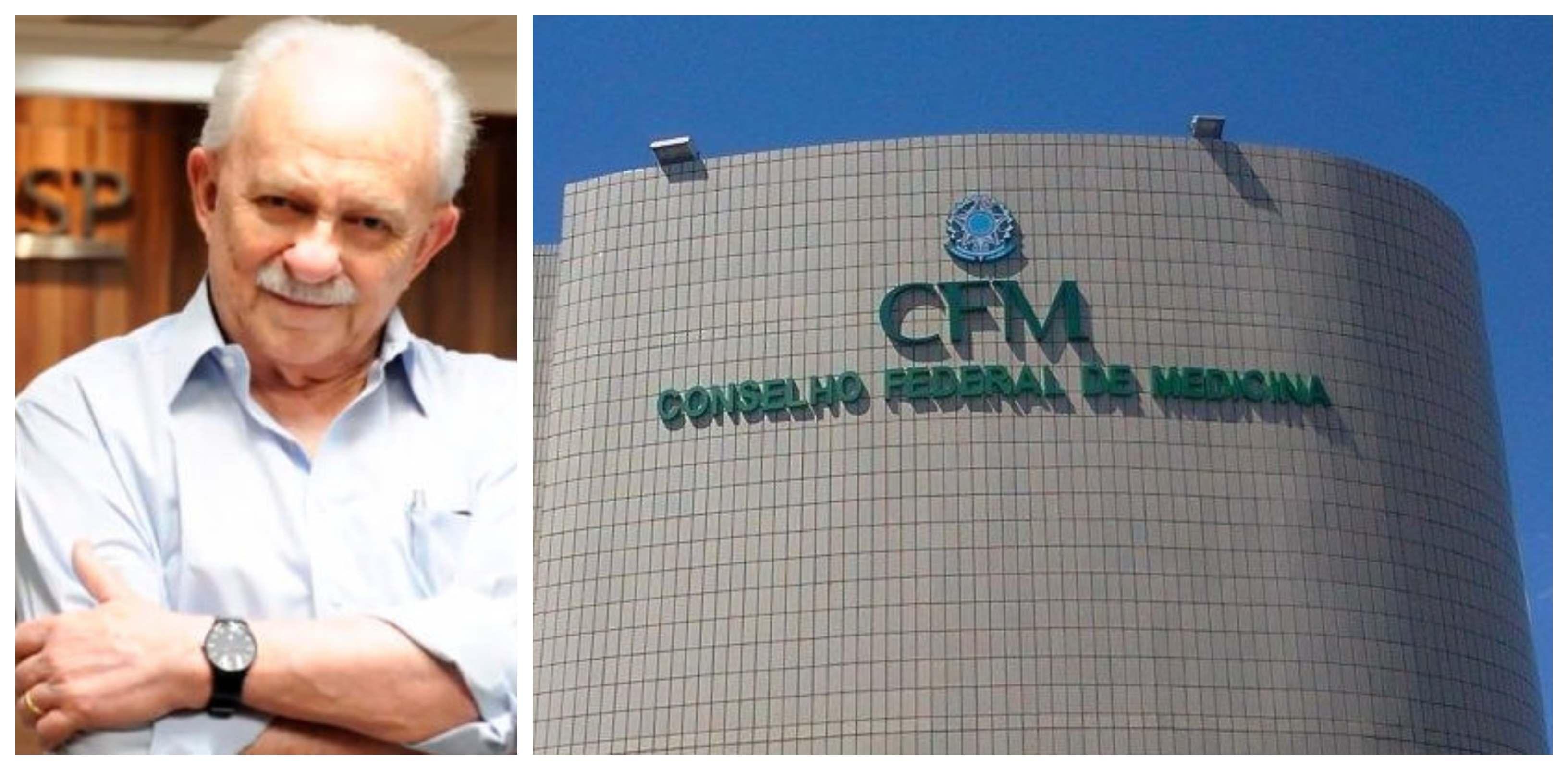 Gabriel Oselka, ex-presidente do CFM, critica conselhos por se calarem sobre médicos que receitam e divulgam fake news a respeito de 'tratamento precoce' para covid