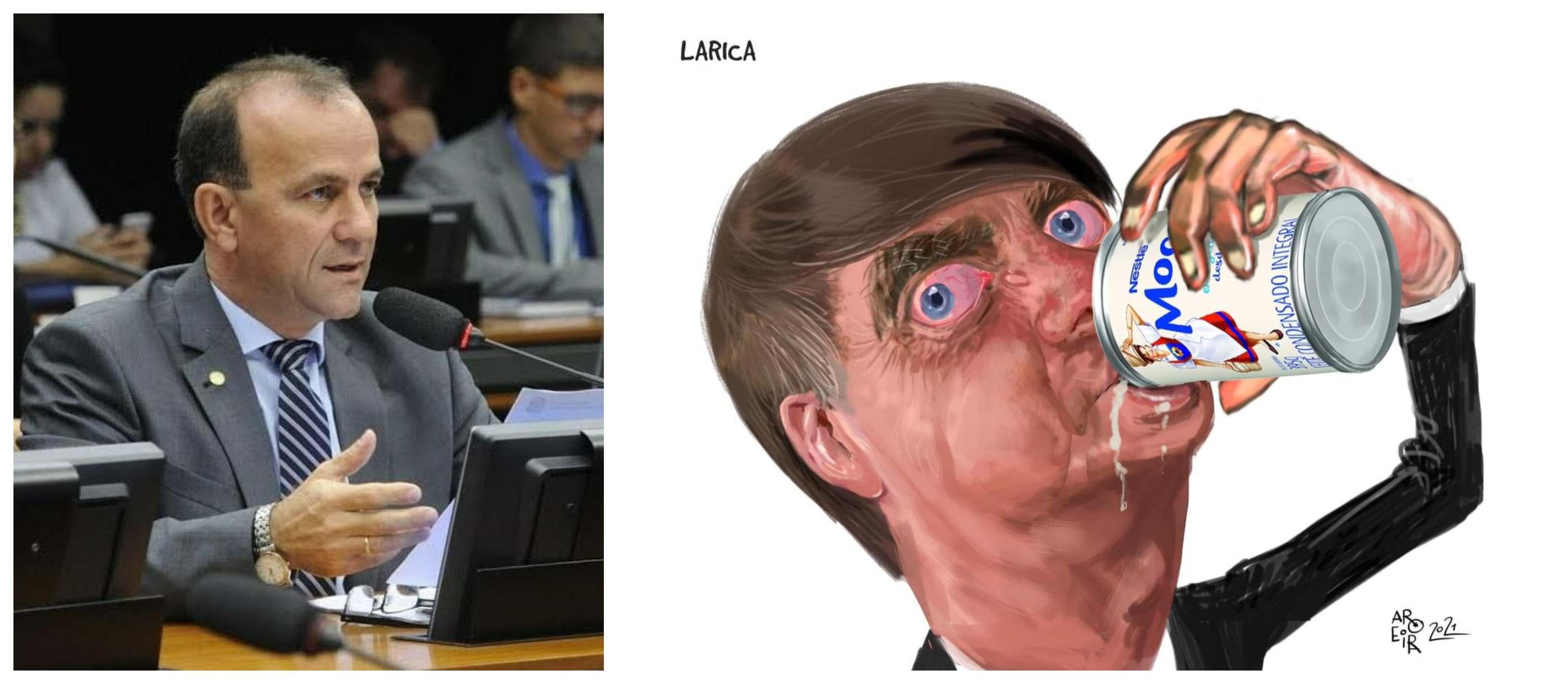 Deputado Helder Salomão protocola pedido de CPI do Leite Condensado: 'Gastos absurdos, nada justifica!'