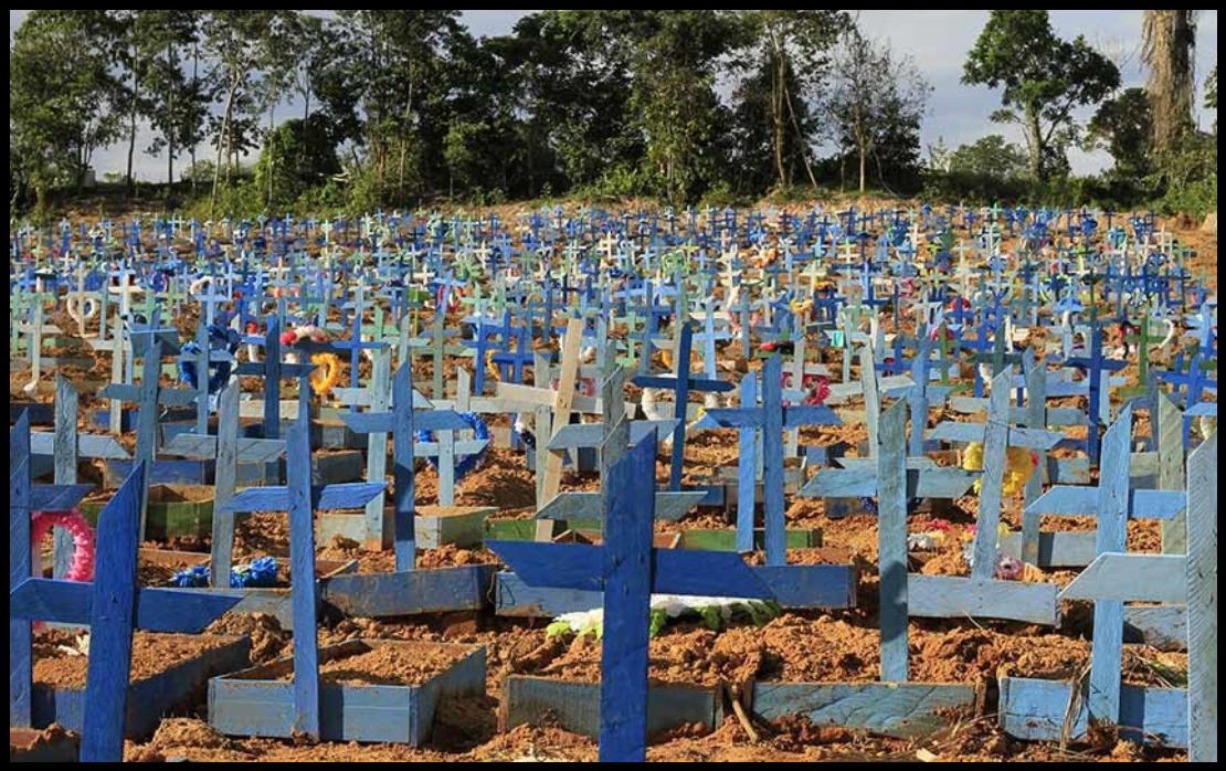 Conselho Nacional de Saúde: Governo genocida precisa pagar criminalmente pelos 300 mil brasileiros mortos pela covid-19