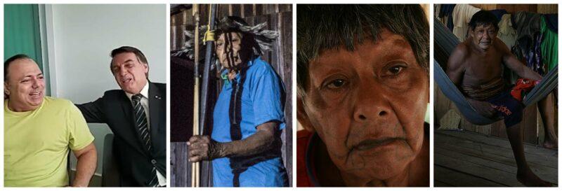 Entidades indígenas denunciam: Governo omisso e incompetente assassinou Aruká, último guerreiro Juma, morto por Covid