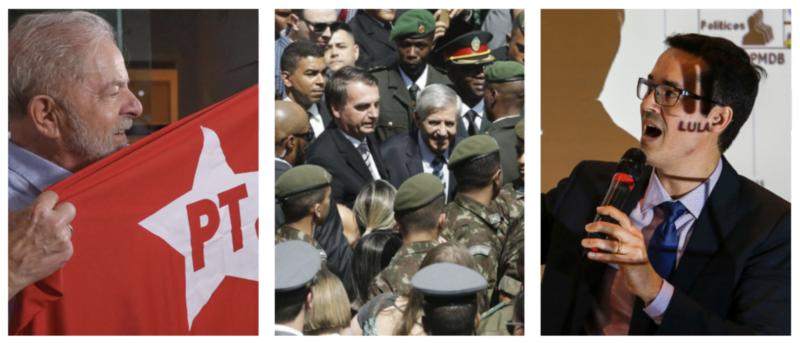 """Jeferson Miola: Moro prestou """"serviços relevantes"""" ao Exército. Participou da trama da cúpula militar?"""