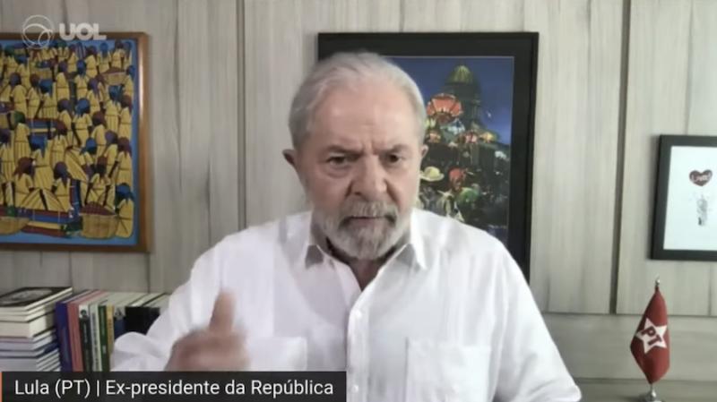 """A entrevista de Lula a Kennedy Alencar: """"Sou refém da maior mentira já contada na História deste país"""""""