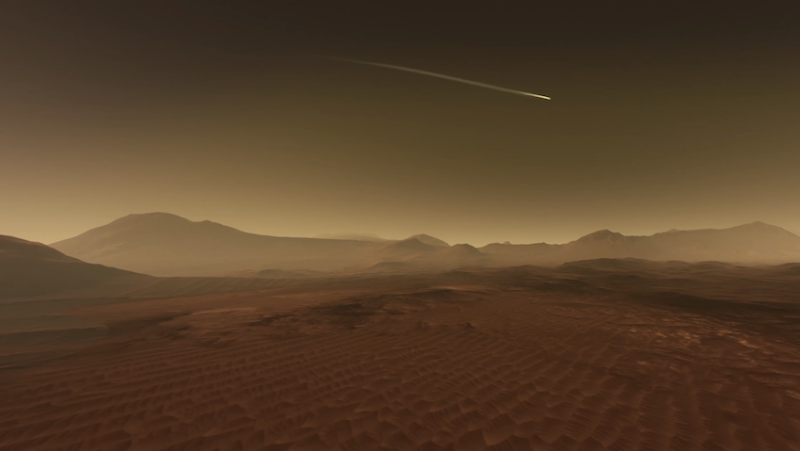 Veja pouso da nave Perseverança em Marte com narração em espanhol