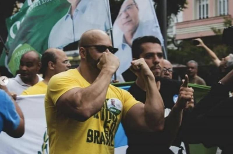 """""""Direitos humanos para humanos direitos"""": Silveira pode recorrer à Corte Interamericana, depois de dizer que isso é coisa de socialista"""