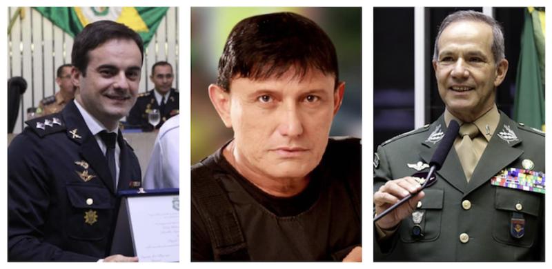 Partido policial-militar votou em massa para tirar Daniel Silveira da cadeia