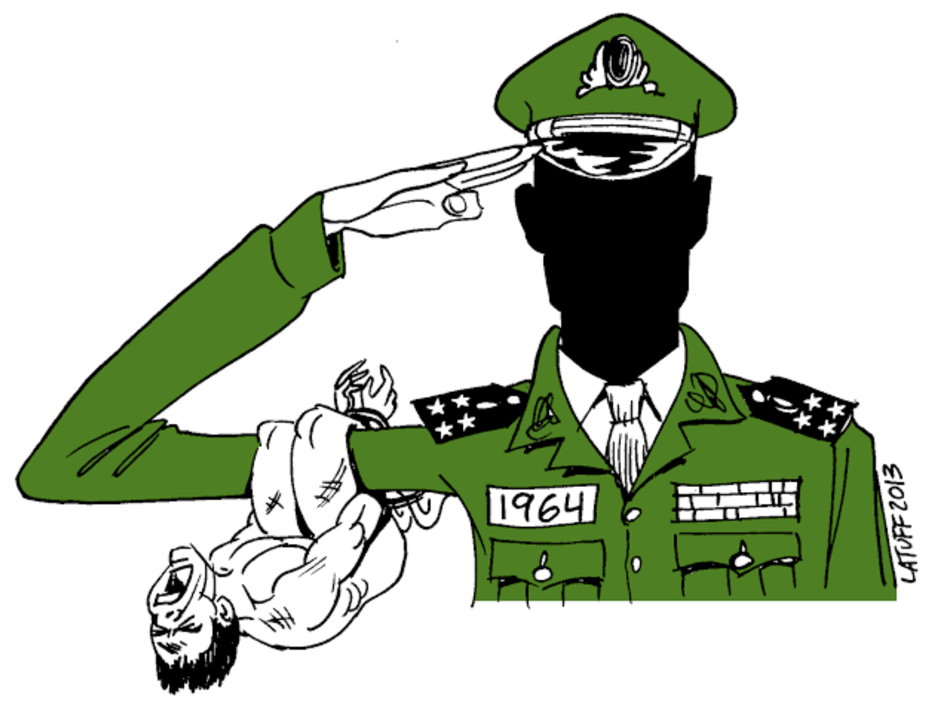 """Militares de pijama, com saudades da ditadura, denunciam aliança do STF """"com a esquerda"""""""