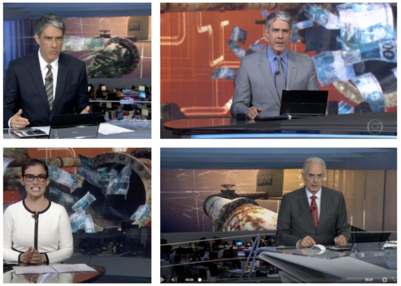 Jeferson Miola: Globo não noticia crimes de Moro, Deltan e Erika porque é sócia do consórcio mafioso