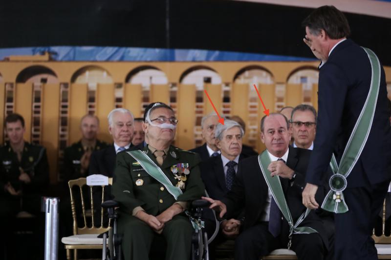 Jânio nota a óbvia fusão entre bolsonarismo e Forças Armadas, que ocupam 342 cargos-chave no governo
