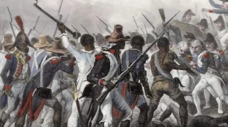 Jair de Souza: A incrível e triste História da Revolução Haitiana
