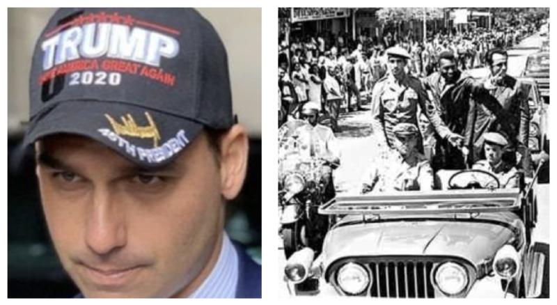 """Marcelo Zero, depois de Eduardo Bolsonaro e os invasores do Capitólio: """"Cuidado com os Jipes"""""""