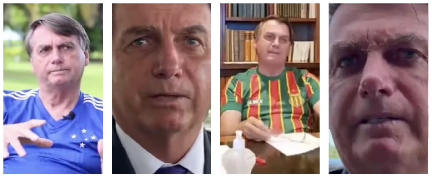 Bolsonaro passou meses colocando dúvida sobre a vacina e falou em fim da pandemia em dezembro; vídeo