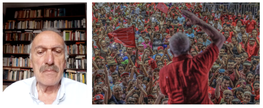 Vivaldo Barbosa: Ciro aderiu ao lacerdismo e Lula parece maduro para corrigir os erros que cometeu