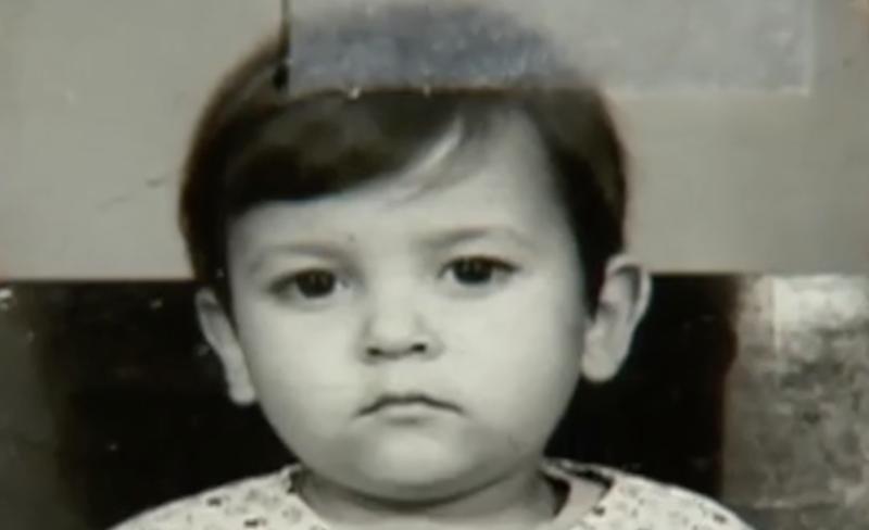 """Ernestinho, 2 anos de idade, foi fichado como """"terrorista"""" pela ditadura militar"""
