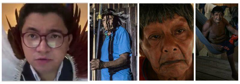 Eloy Terena denuncia ao Conselho de Direitos Humanos da ONU o genocídio indígena no Brasil e pede a ajuda de Bachelet para detê-lo; vídeo