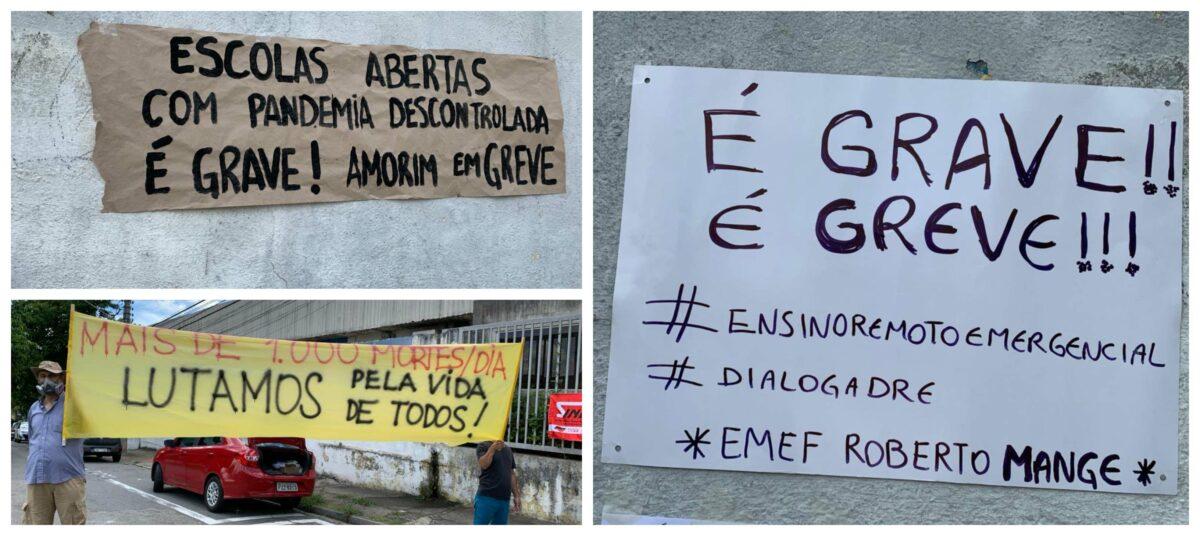 Juliana Cardoso: Para evitar a covid-19, gestão Covas restringe consultas e exames, mas deixa escolas abertas