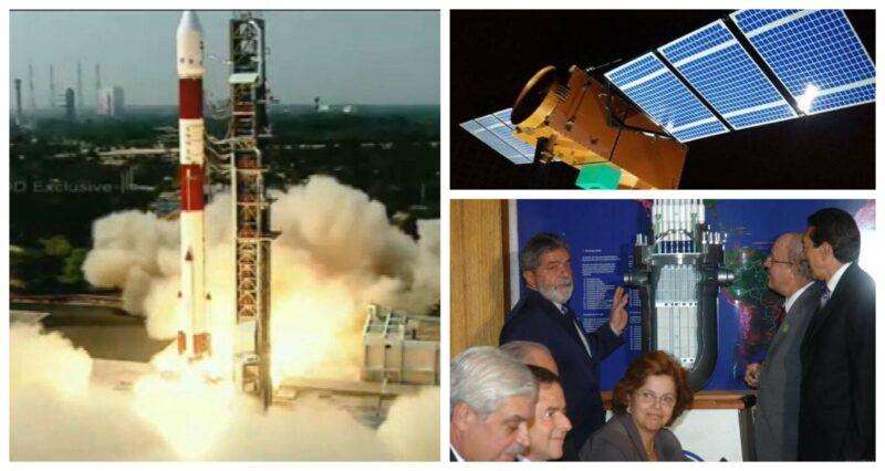 Ângela Carrato: Mídia aplaude satélite brasileiro lançado por foguete indiano. Parceria ou submissão?