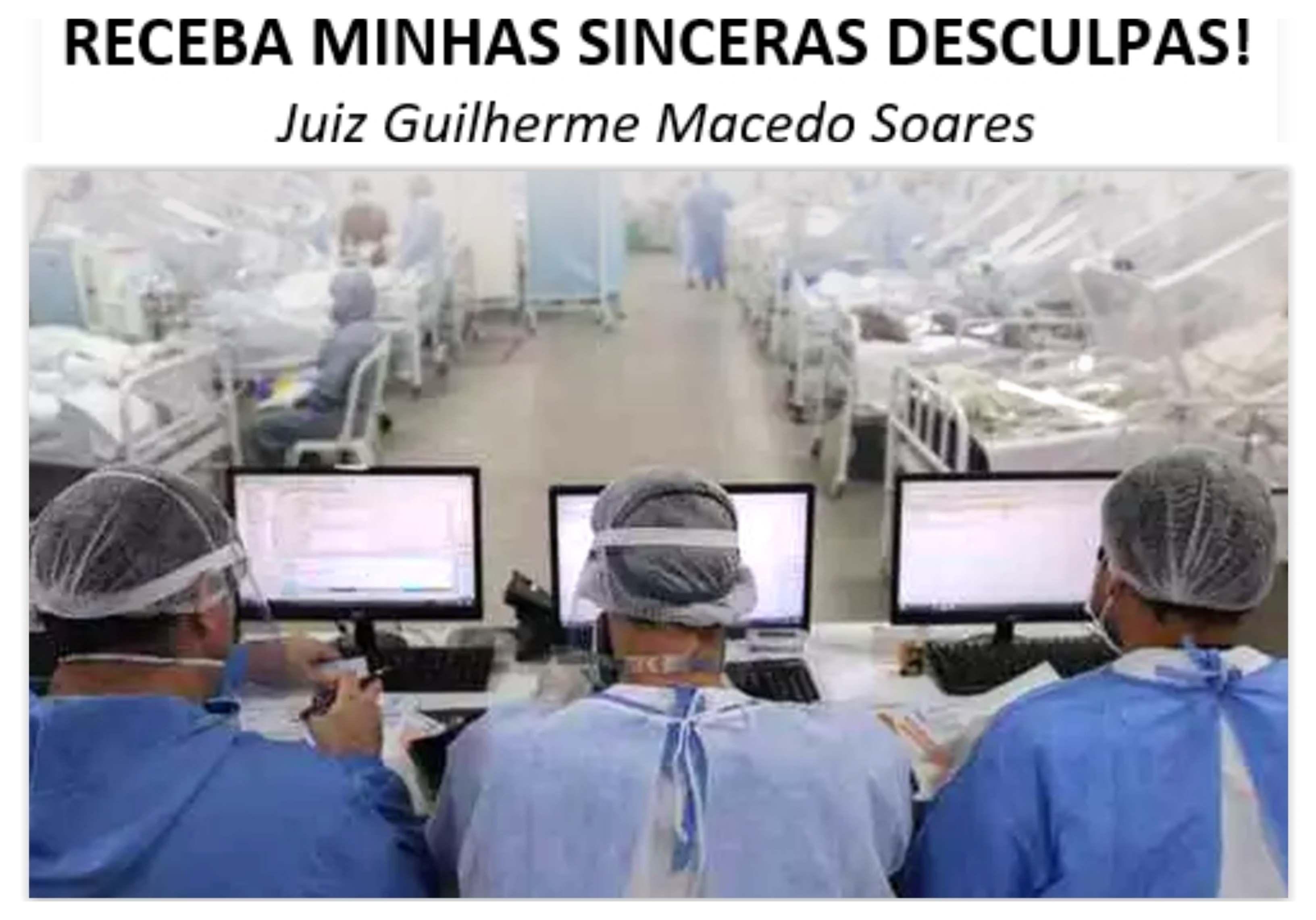 Juiz condena mulher que chamou médico de comunista por não receitar cloroquina; advogada e médica aplaudem decisão; íntegra