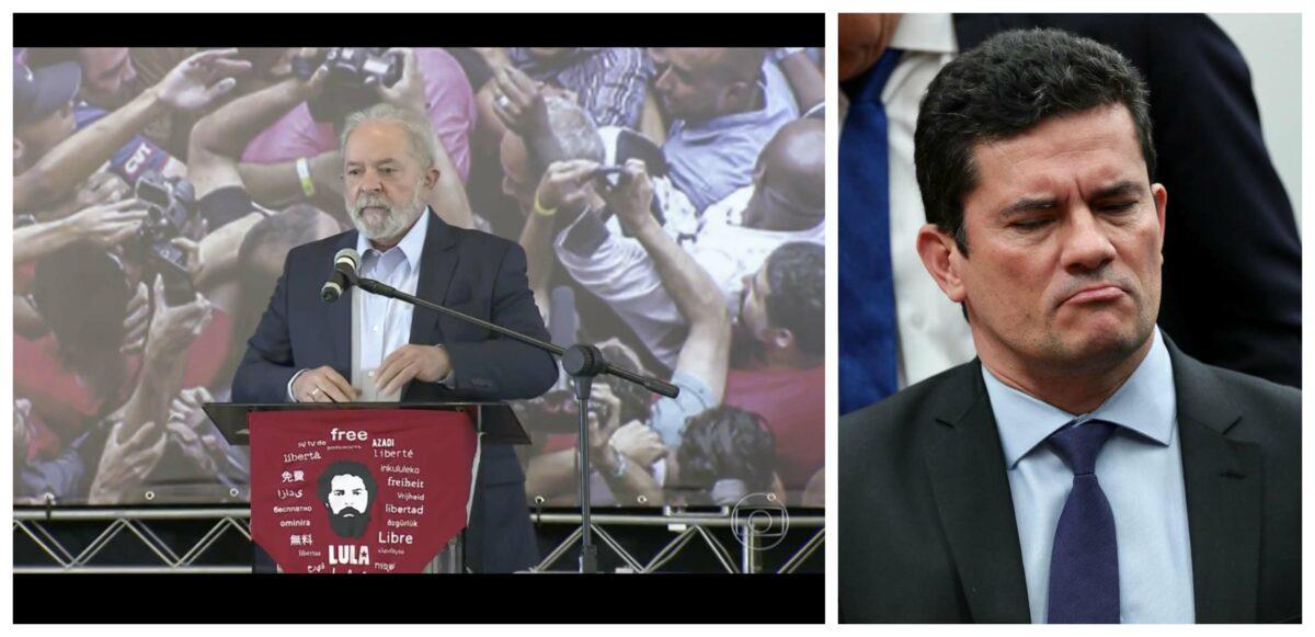 Carlos Cleto: Inelegível não é o Lula, e sim o Moro por multidão de atos de improbidade administrativa que praticou