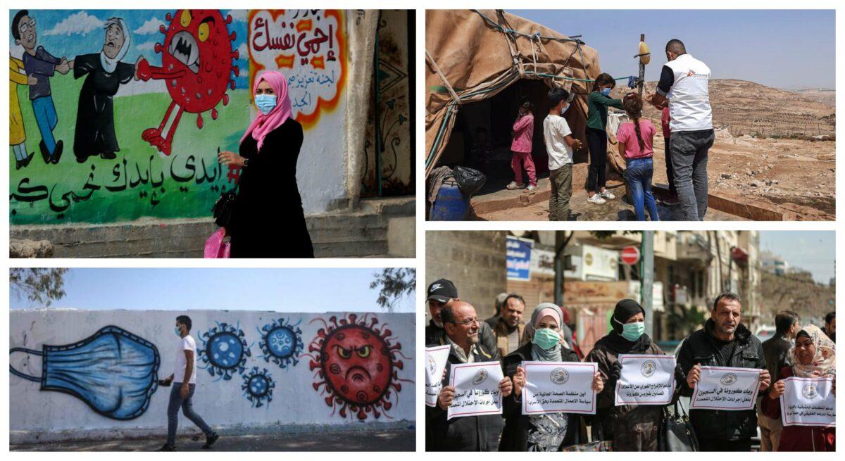 Covid-19 e o apartheid na Palestina: Israel faz de tudo para dificultar o combate à pandemia