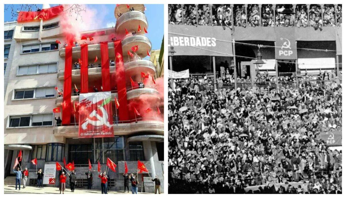Fiel ao marxismo-leninismo, Partido Comunista Português completa 100 anos; vídeos
