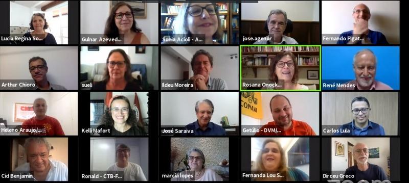 O Brasil não pode se calar: Veja como foi ato pela saúde, vida e democracia; vídeo