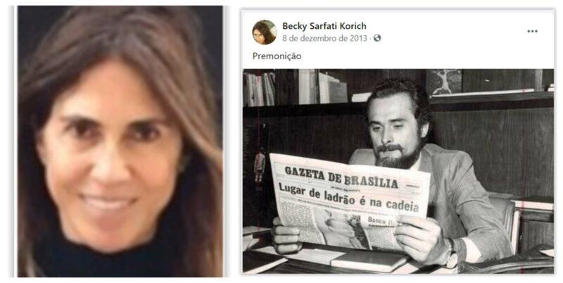 "Neoarrependida se esquece de limar post de Genoíno: ""Ao que tudo indica era bolsonarista-raiz"", diz Carlos Cleto"