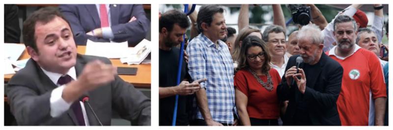 Glauber Braga discorda de Freixo e Lula sobre alianças e privatizações e diz que a direita está tentando diluir propostas da esquerda que tem apoio popular
