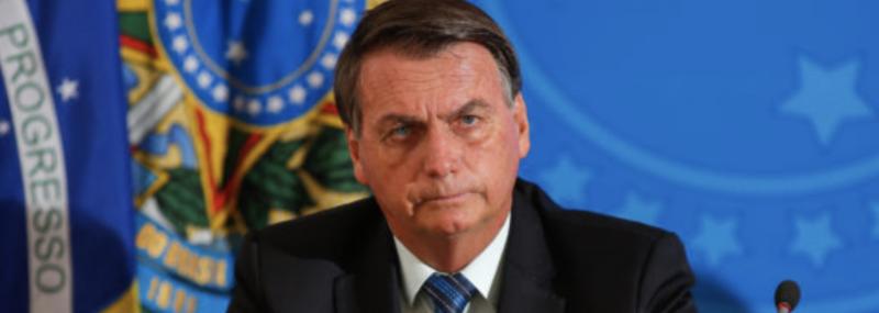"""Em desespero, Bolsonaro volta a fazer ameaças e diz que só aguarda """"sinalização do povo"""" para providência"""