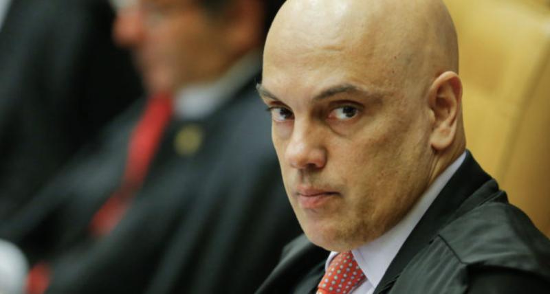 Kajuru pede cassação de Alexandre de Moraes e recebe apoio de Bolsonaro em telefonema; ouça o áudio