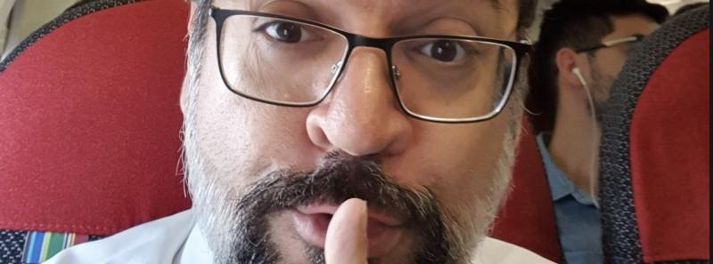 Altamiro Borges: Impune, Abraham Weintraub será candidato?