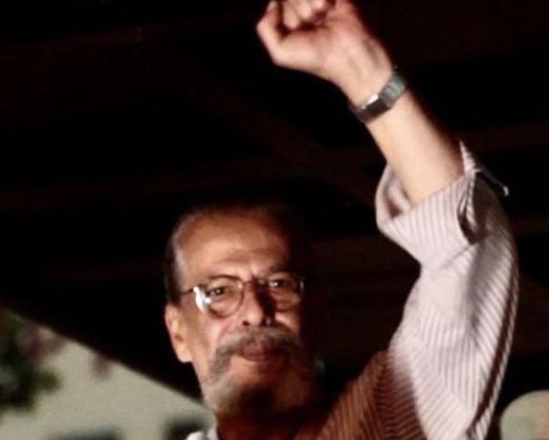 """Alípio caiu vítima do genocida"", diz Ivan Seixas sobre morte do militante Alípio Freire, de covid, aos 75 anos de idade"